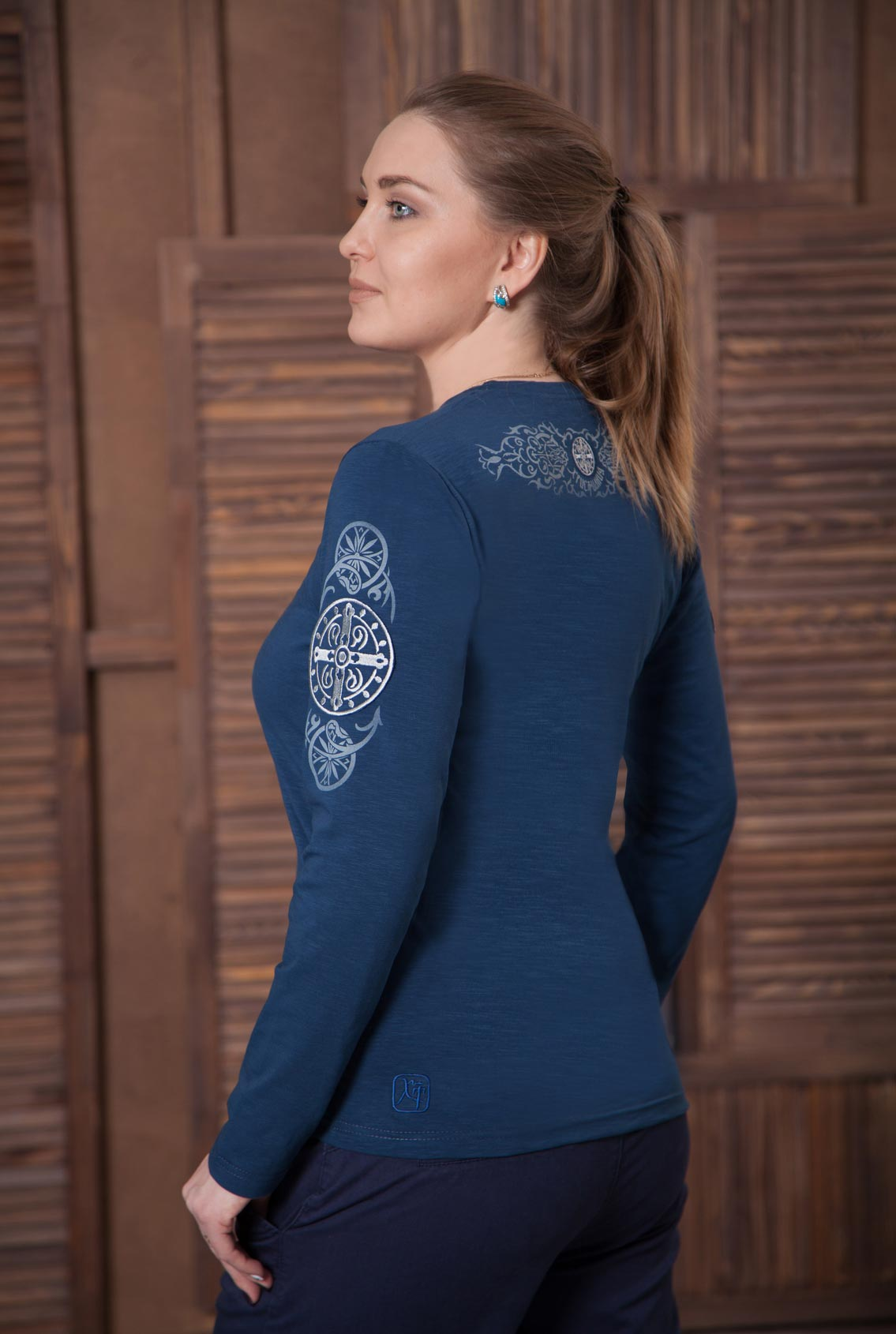 женская футболка с длинным рукавом, long sleeve shirt woman