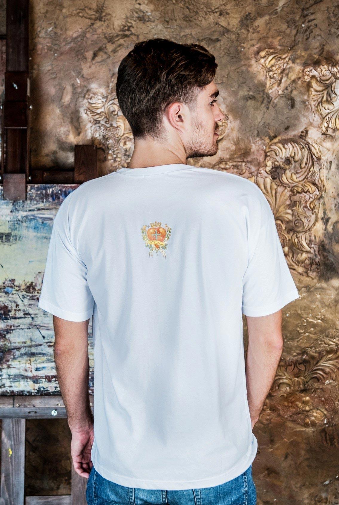 футболка с принтом, T-shirt with print