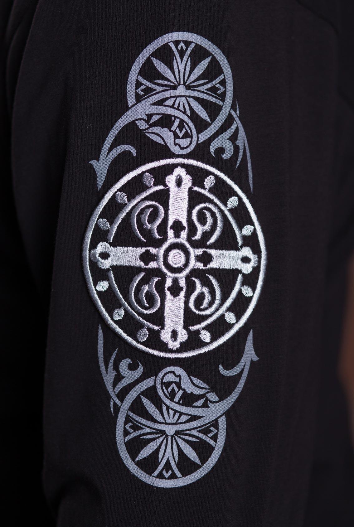 одежда с крестом, clothes with a cross