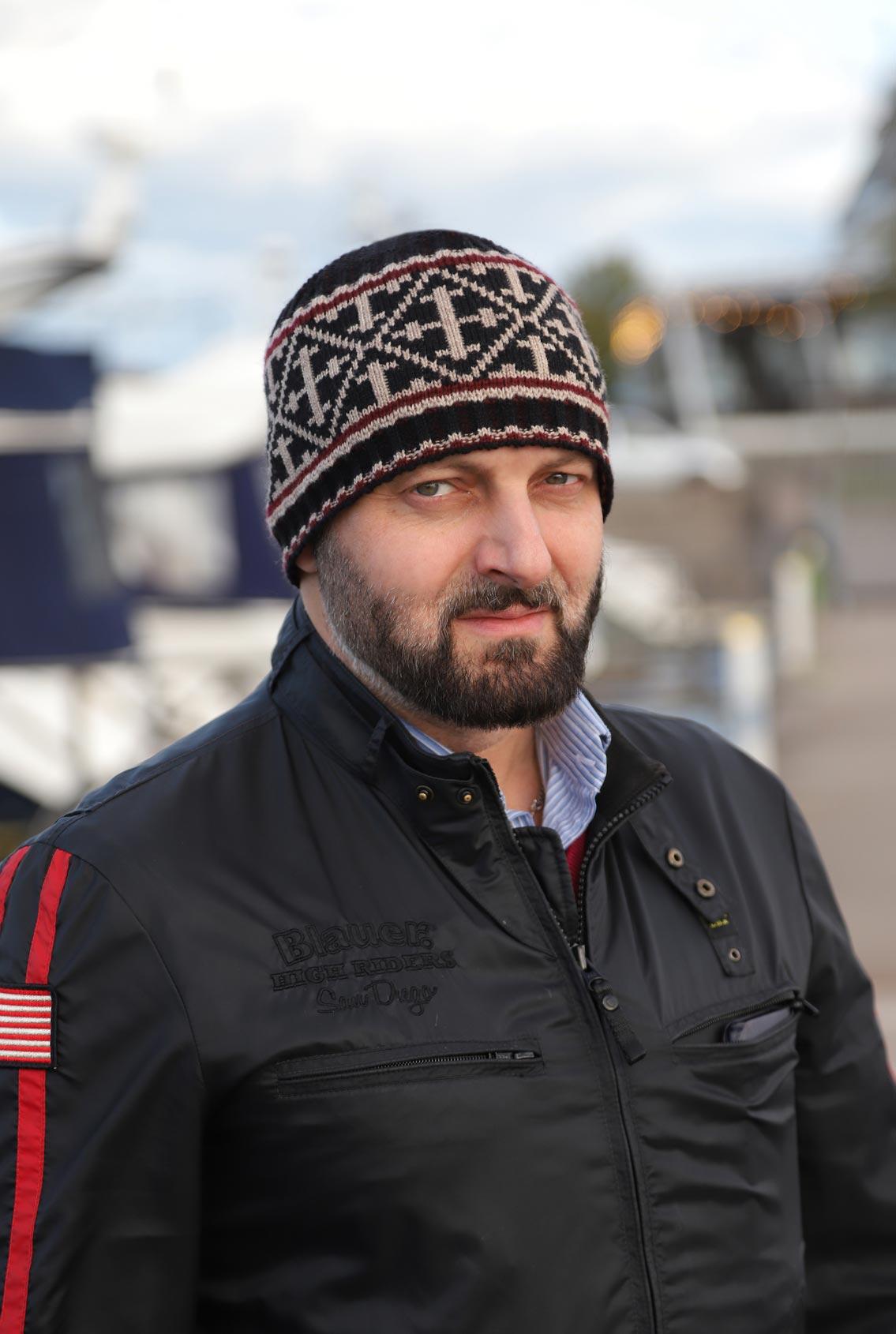 шапка вязанная, knitted hat