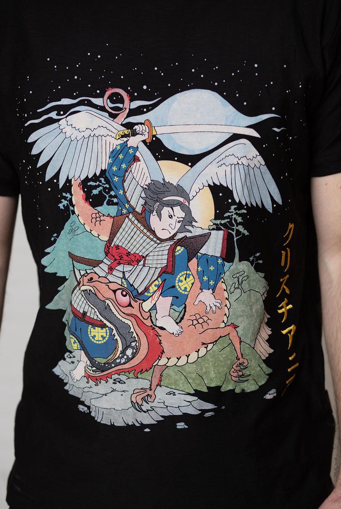 японская футболка, Japanese t-shirt