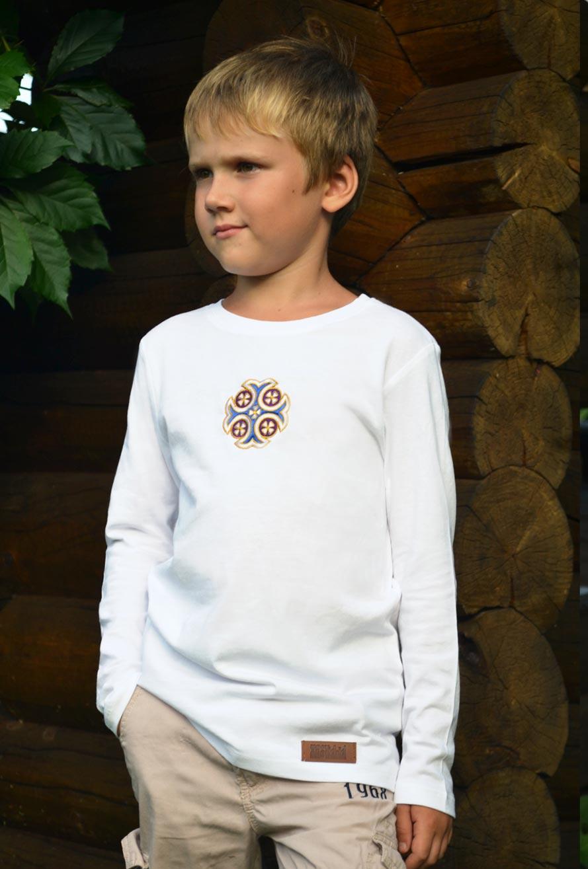 православная футболка Христиания