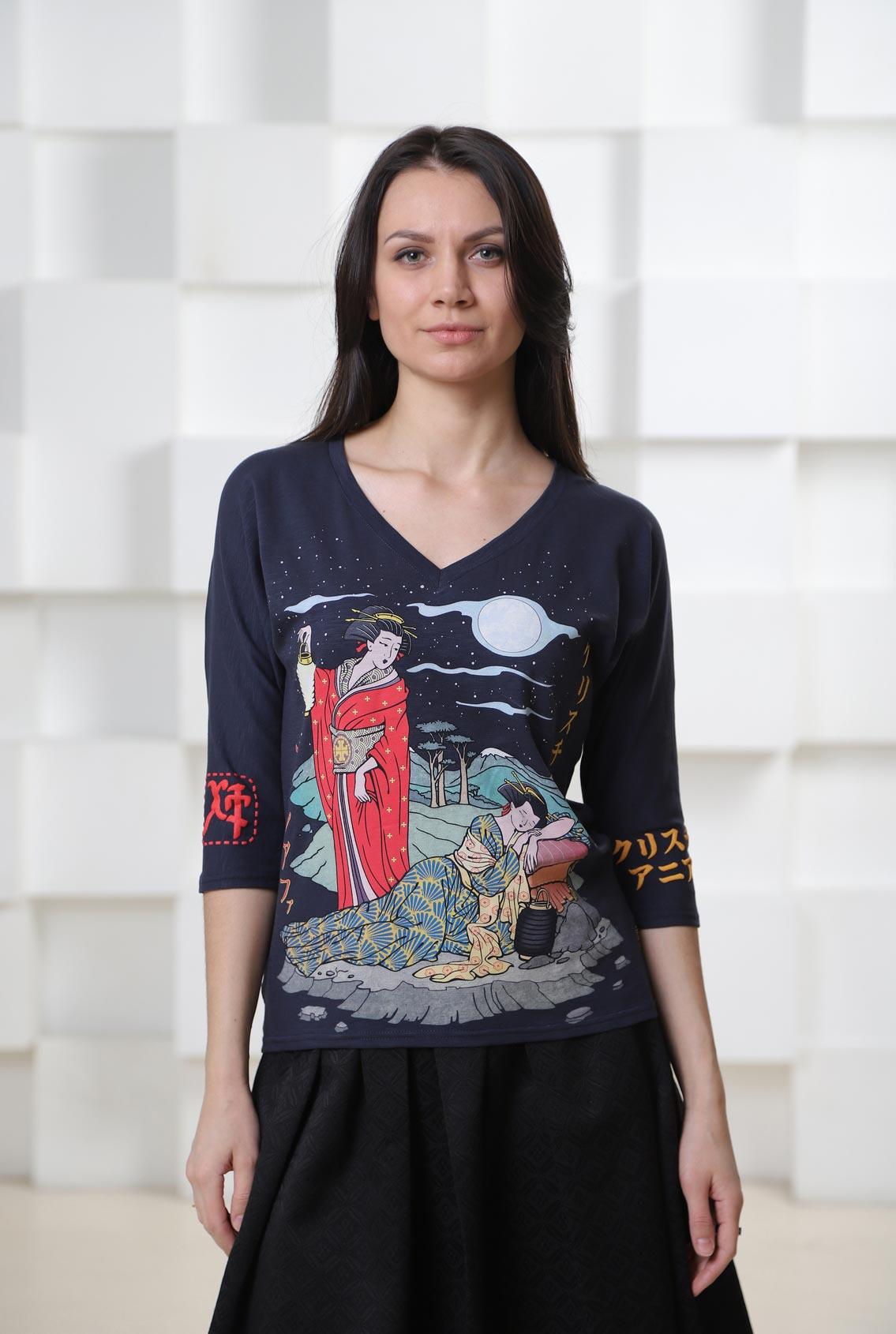 Футболка Христиания, Xristiania T-Shirt