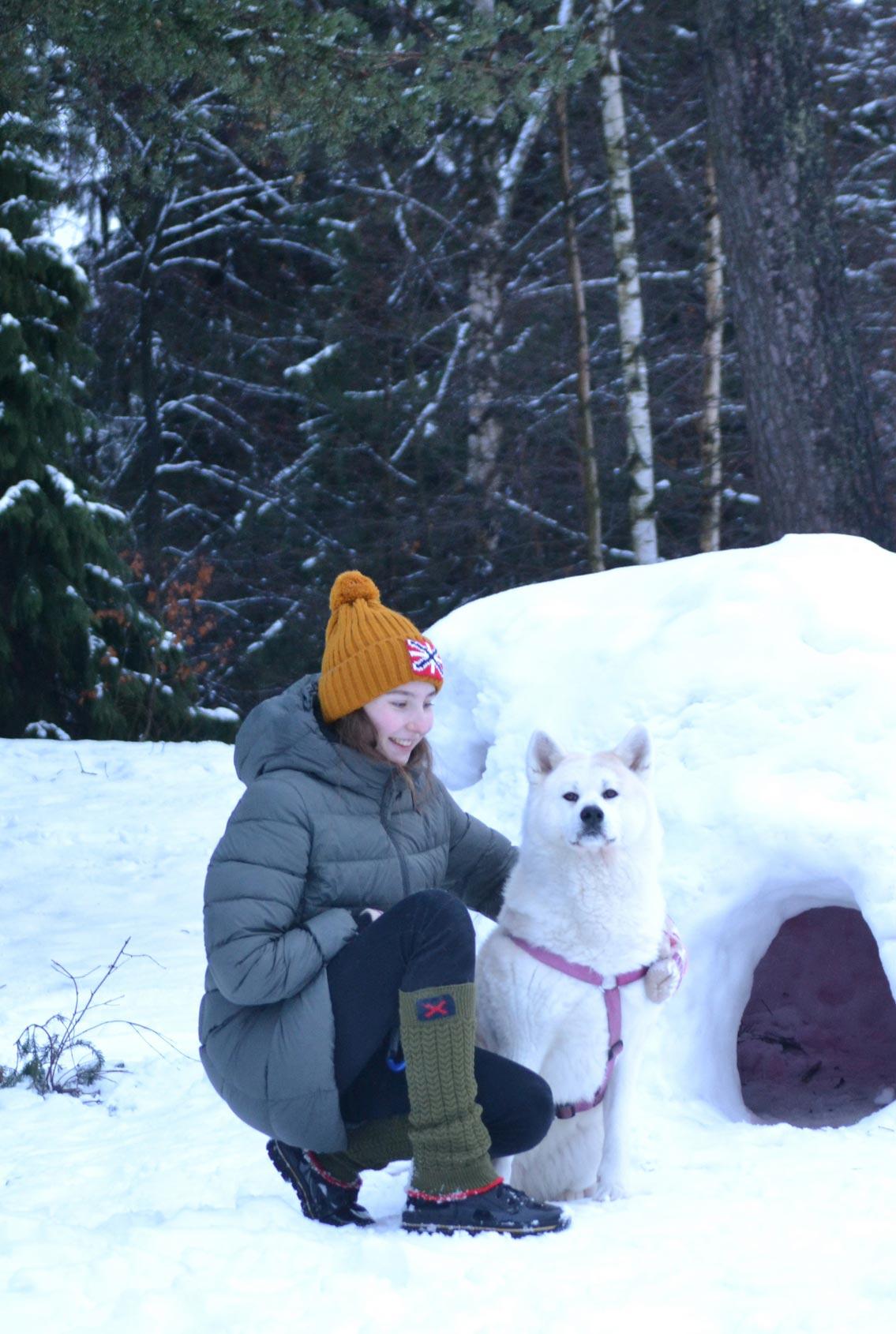 Гетры на зиму