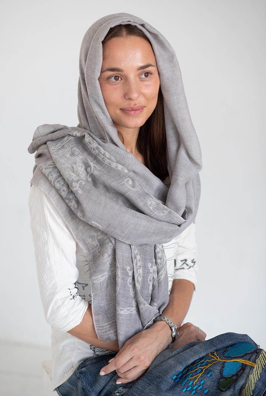 платок для православной