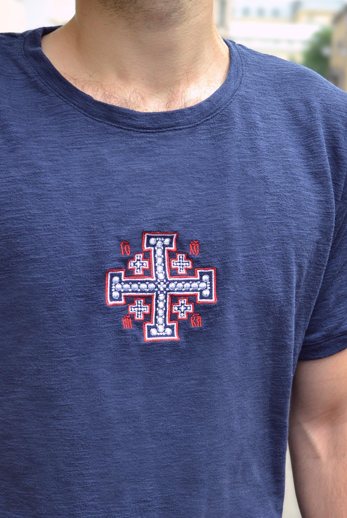 христианская футболка