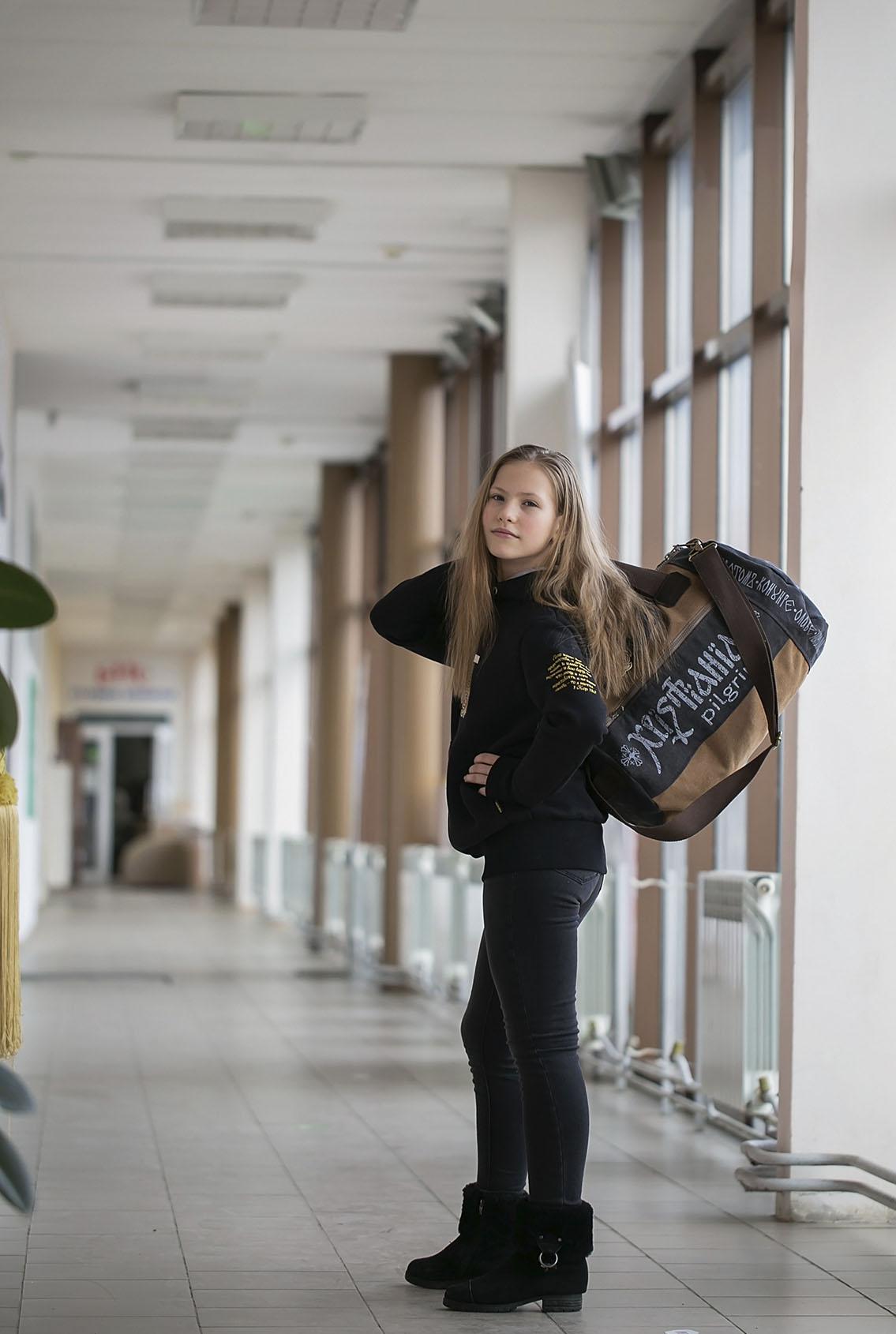 Спортивная сумка для подростка