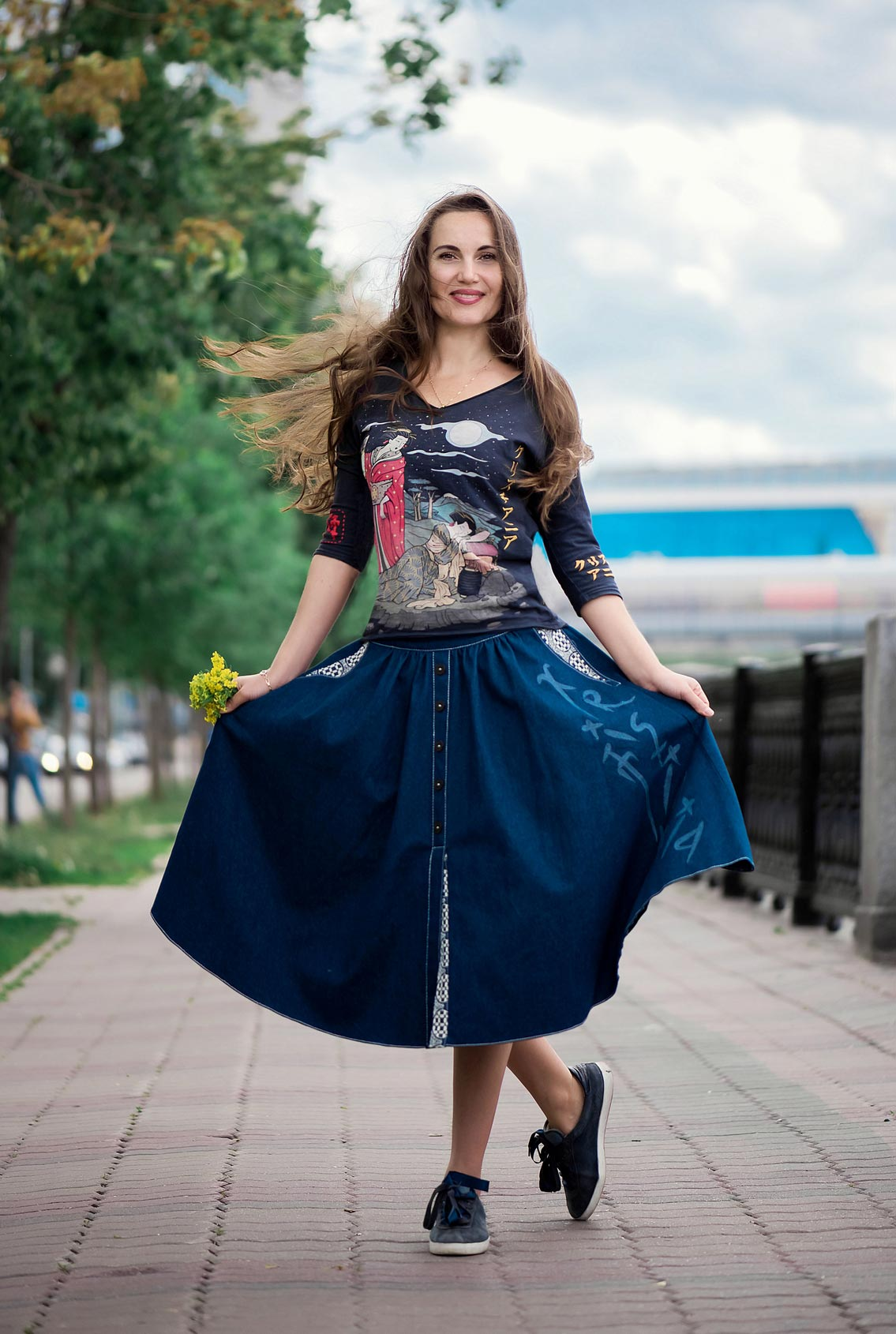 юбка для православных