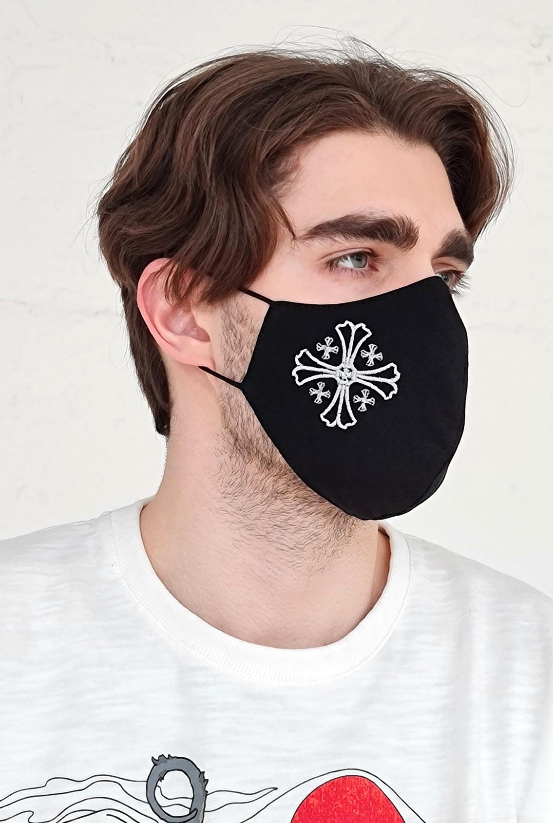 Стильная маска