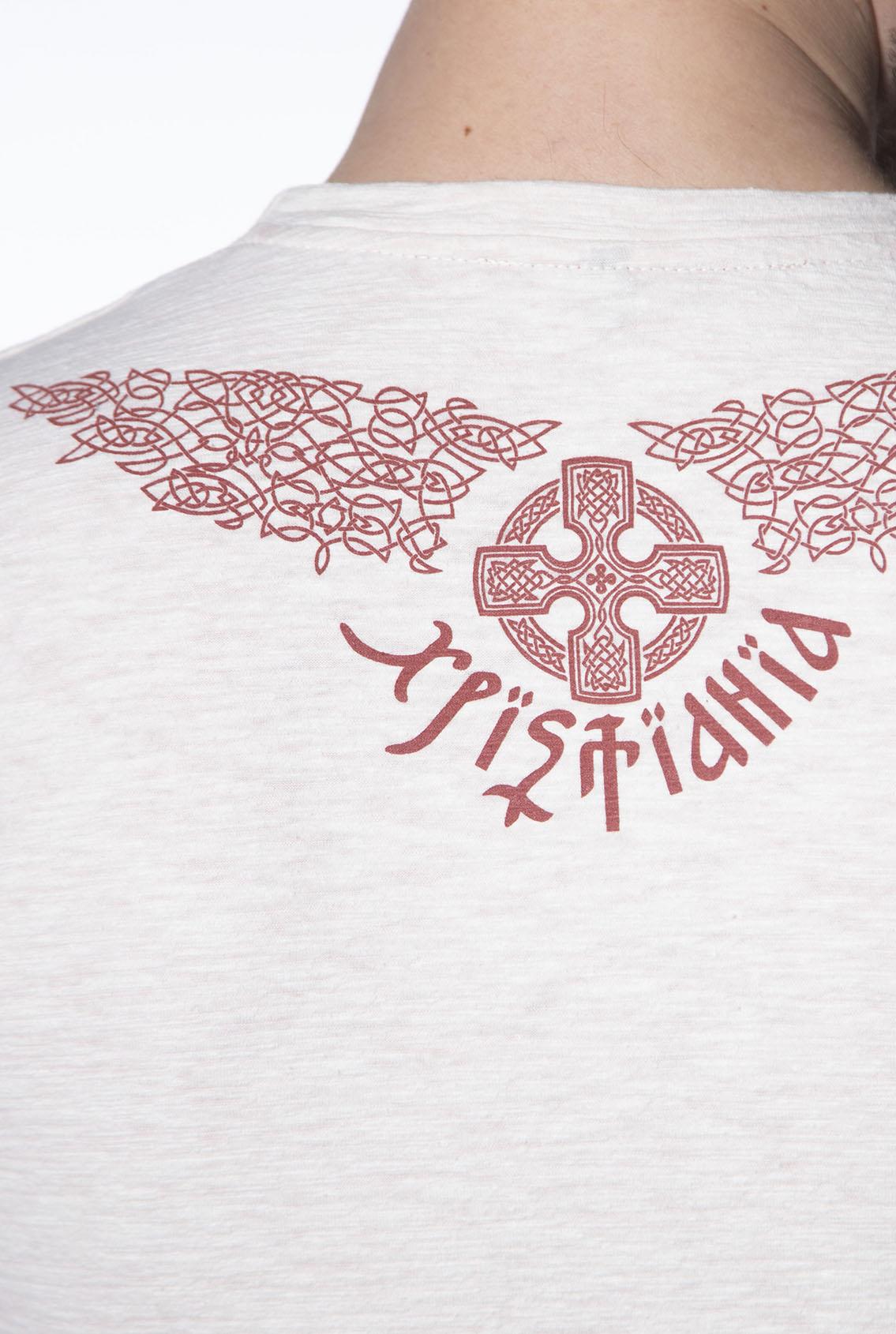 футболка Христиания