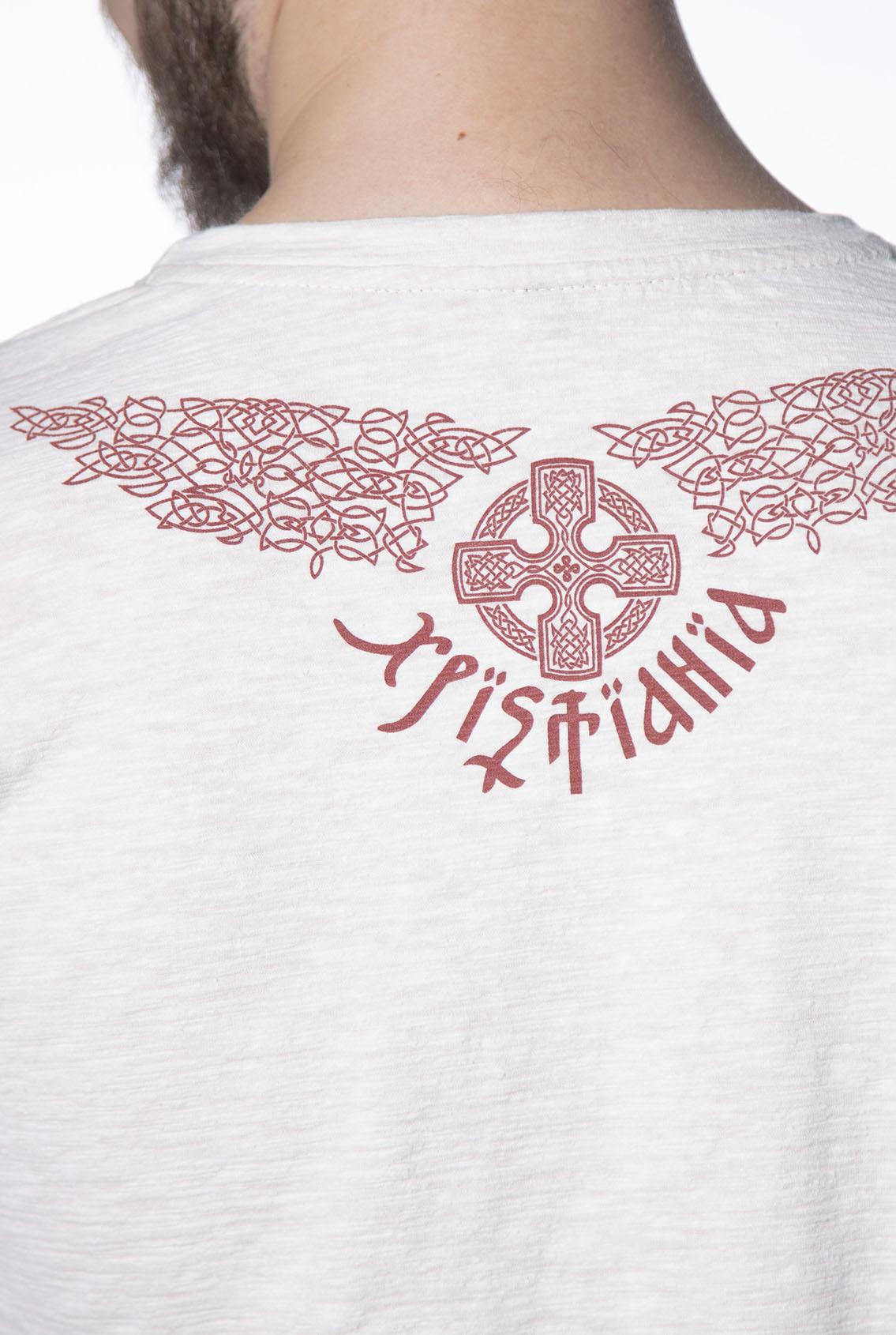 футболка с рунами
