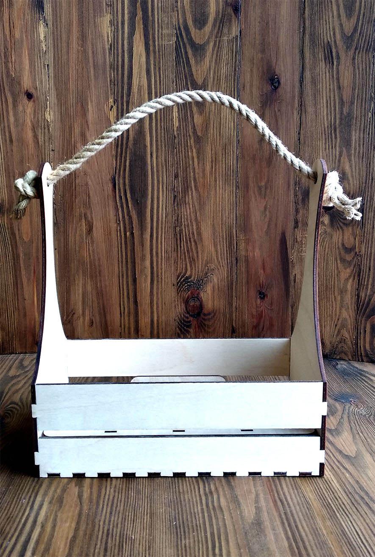 пасхальный декоративный ящик