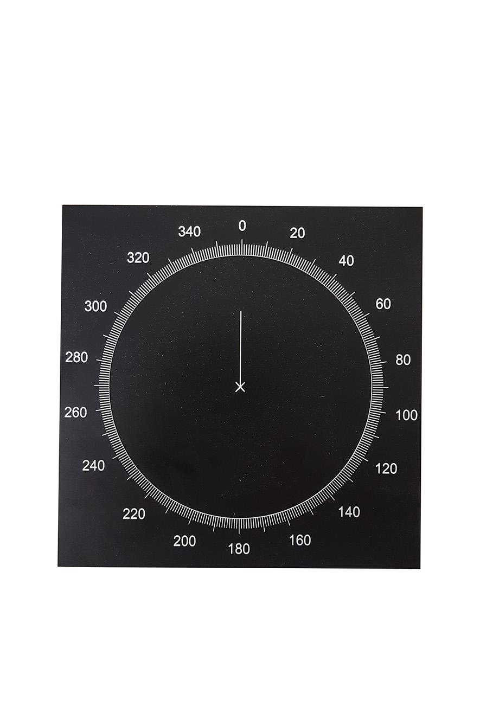 Материал для измерения углов