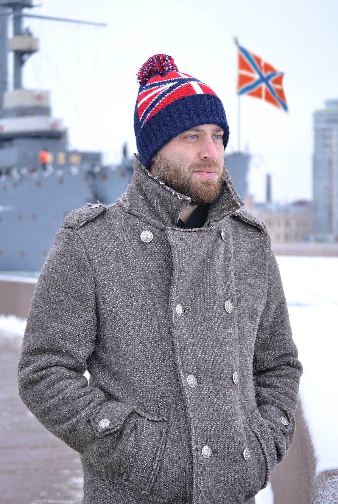 Шапка с символом ВМФ, Cap with the Navy symbol