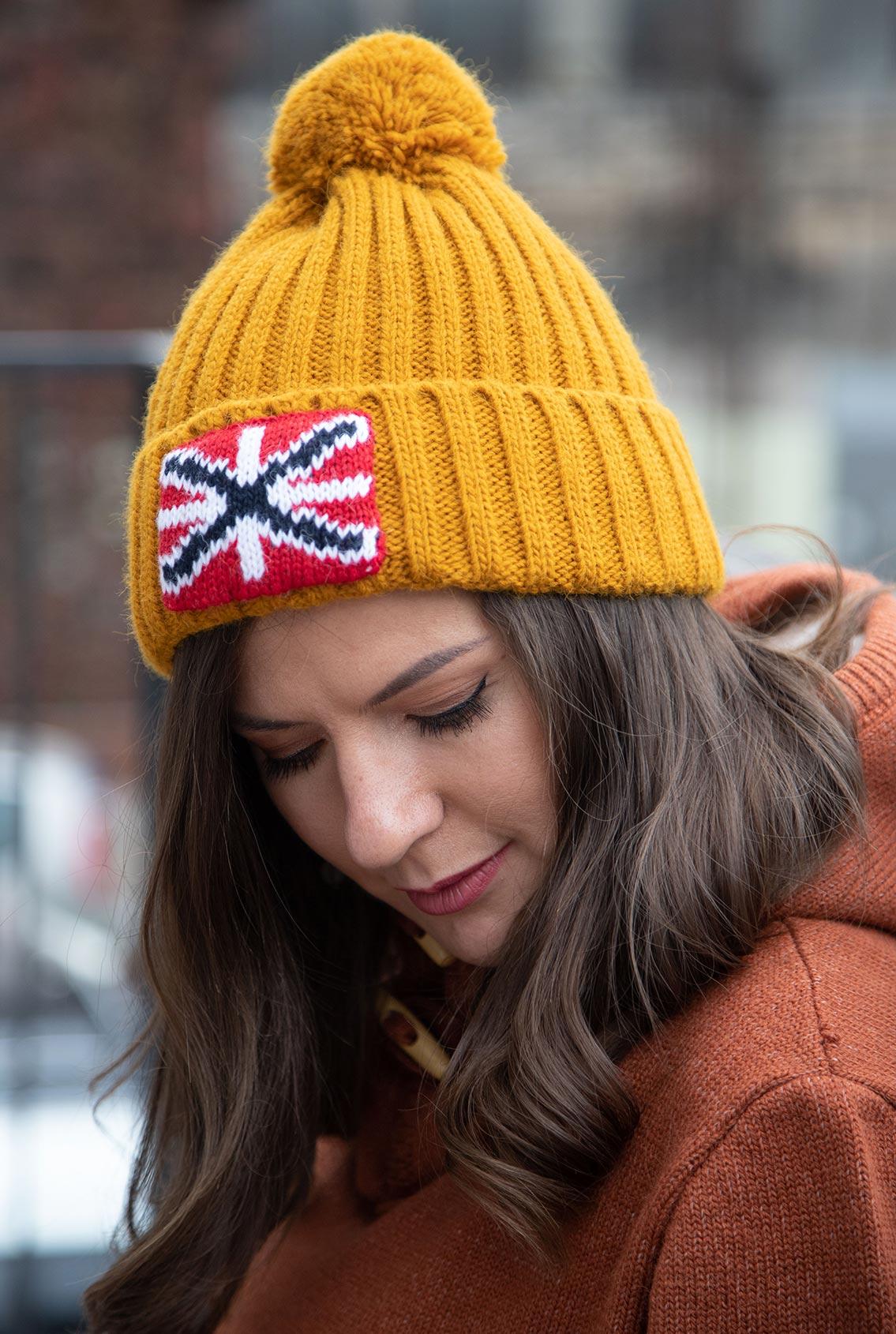 Вязаная шапка, Knitted hat