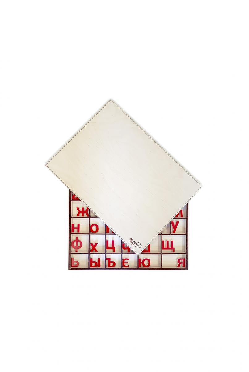 русский алфавит плоские буквы